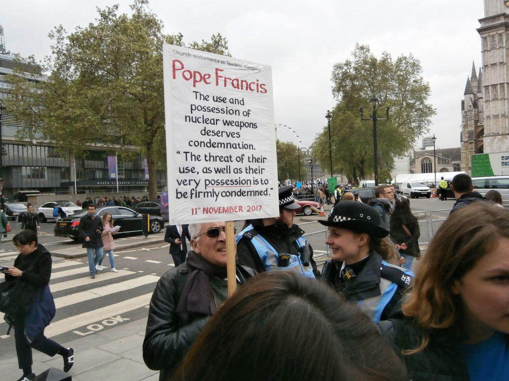 Pope Francis words, 11 November 2017